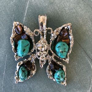 Jewelry - Butterfly Pendant No Chain